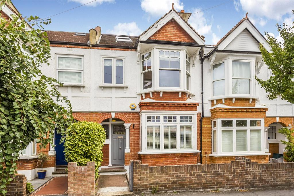 4 Bedrooms Terraced House for sale in Durnsford Avenue, Wimbledon, London, SW19