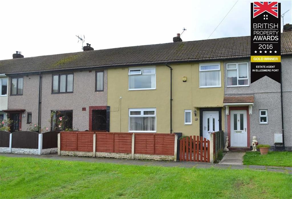 3 Bedrooms Town House for sale in Winchester Avenue, Ellesmere Port