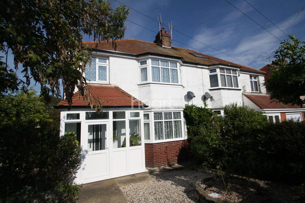 3 Bedrooms Semi Detached House for sale in Westfield Road, Margate, CT9