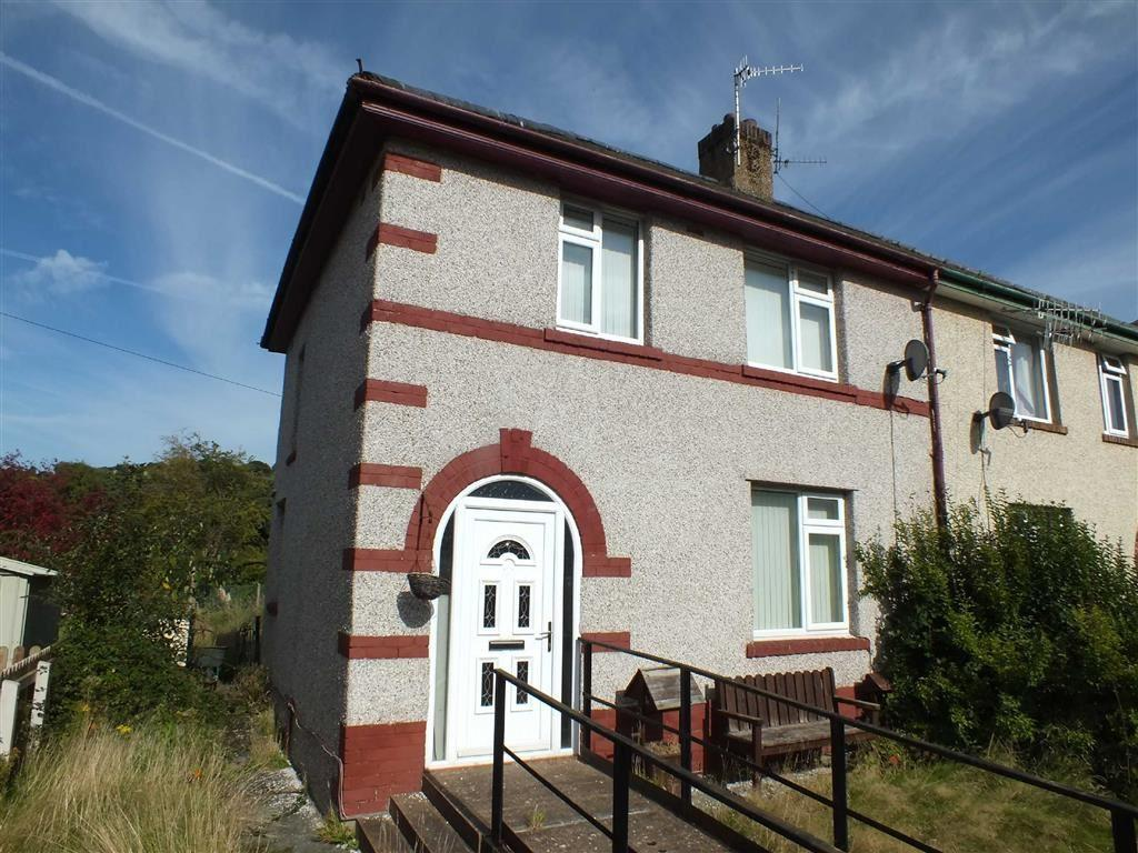 3 Bedrooms Semi Detached House for sale in 7 Cae Person, Llanrwst, Conwy