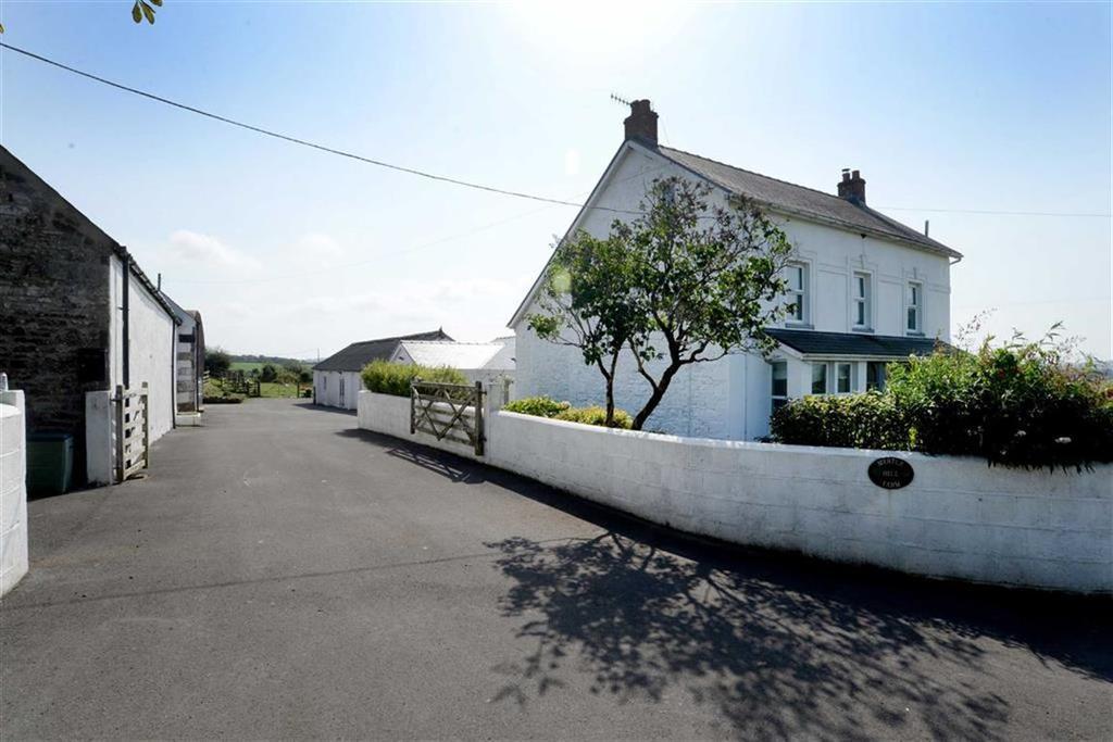 4 Bedrooms Detached House for sale in Maes Y Bont, Carmarthen