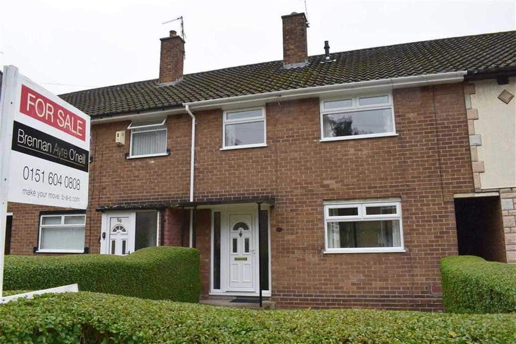 3 Bedrooms Terraced House for sale in Gainsborough Road, CH49