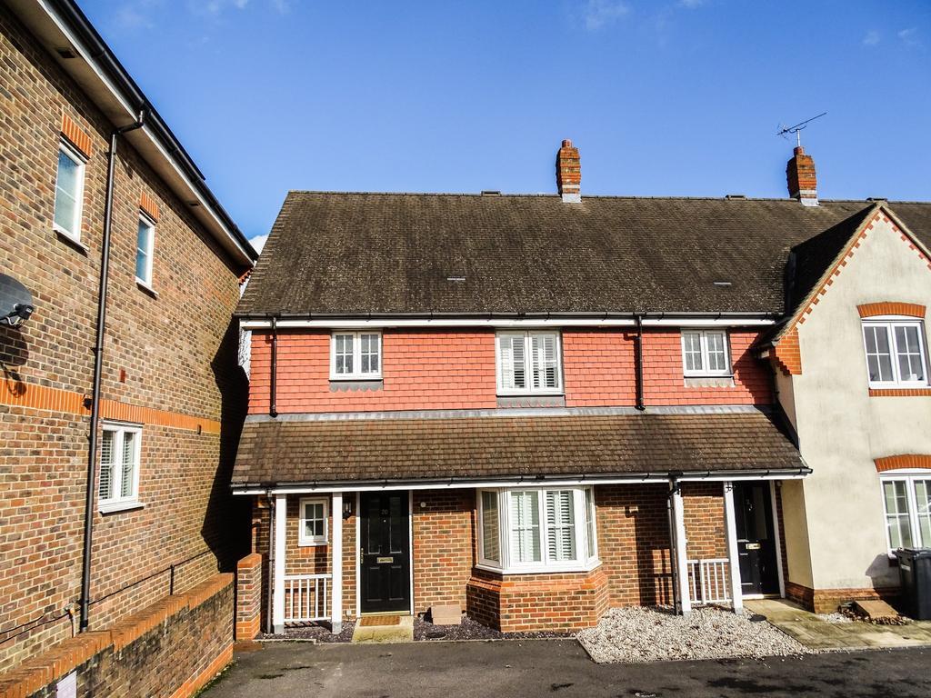 4 Bedrooms End Of Terrace House for sale in Bursledon