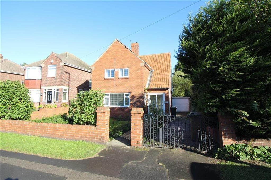 3 Bedrooms Detached House for sale in Great Lime Road, Newcastle Upon Tyne
