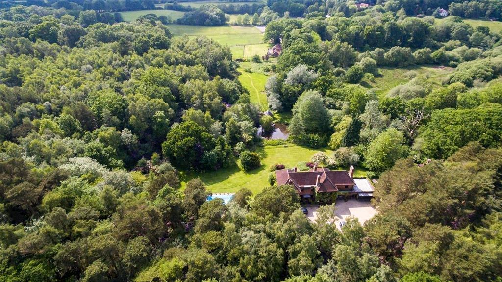 8 Bedrooms Detached House for sale in Deadmoor Lane, Burghclere, Newbury, Hampshire, RG20