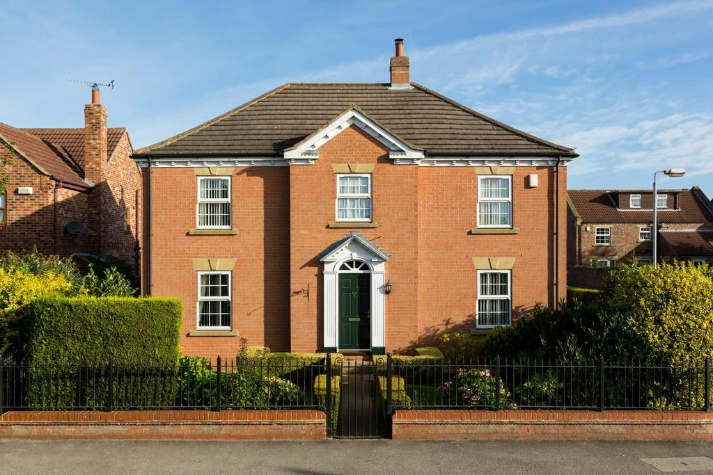 5 Bedrooms Detached House for sale in Main Street, Bubwith, York