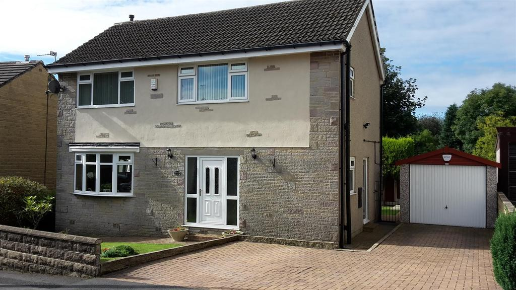 4 Bedrooms Detached House for sale in Pot House Road, Wibsey,Bradford, BD6 1UD