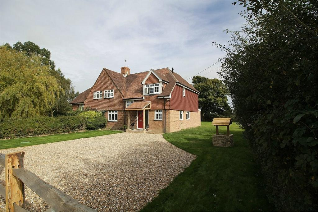 4 Bedrooms Semi Detached House for sale in Pump Lane, Framfield, East Sussex