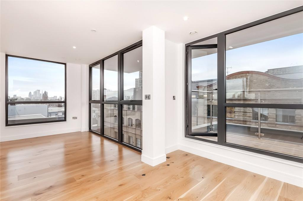 3 Bedrooms Penthouse Flat for sale in Alpha House, Tyssen Street, London, E8