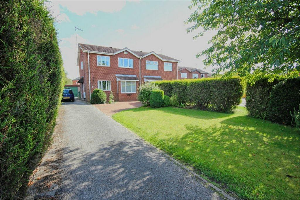 4 Bedrooms Semi Detached House for sale in Stephensons Walk, Cottingham, East Riding of Yorkshire