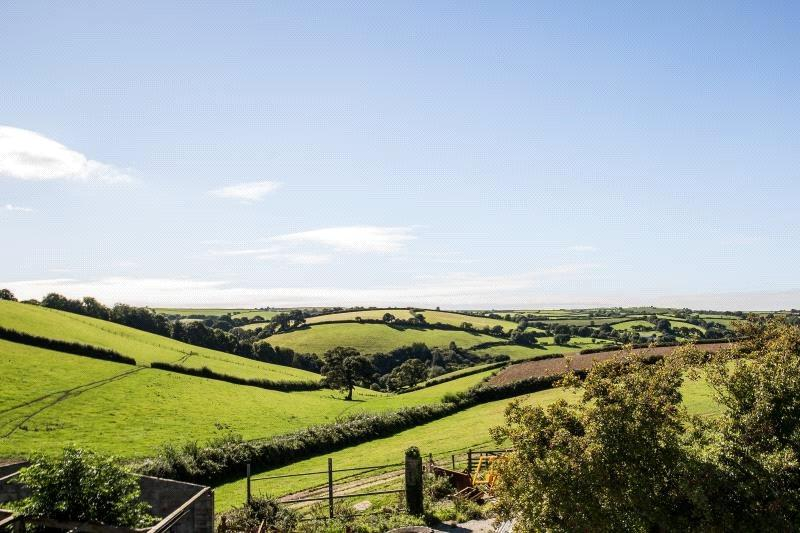 5 Bedrooms Semi Detached House for sale in Blackawton, Totnes, Devon, TQ9