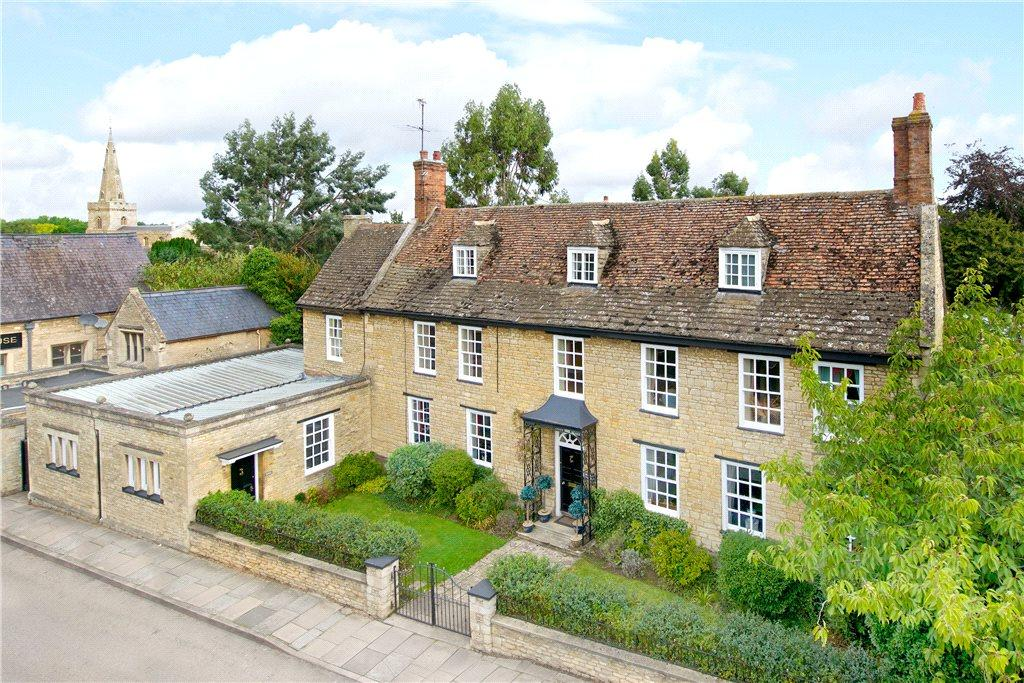 11 Bedrooms Unique Property for sale in Huntingdon Road, Thrapston, Kettering, Northamptonshire