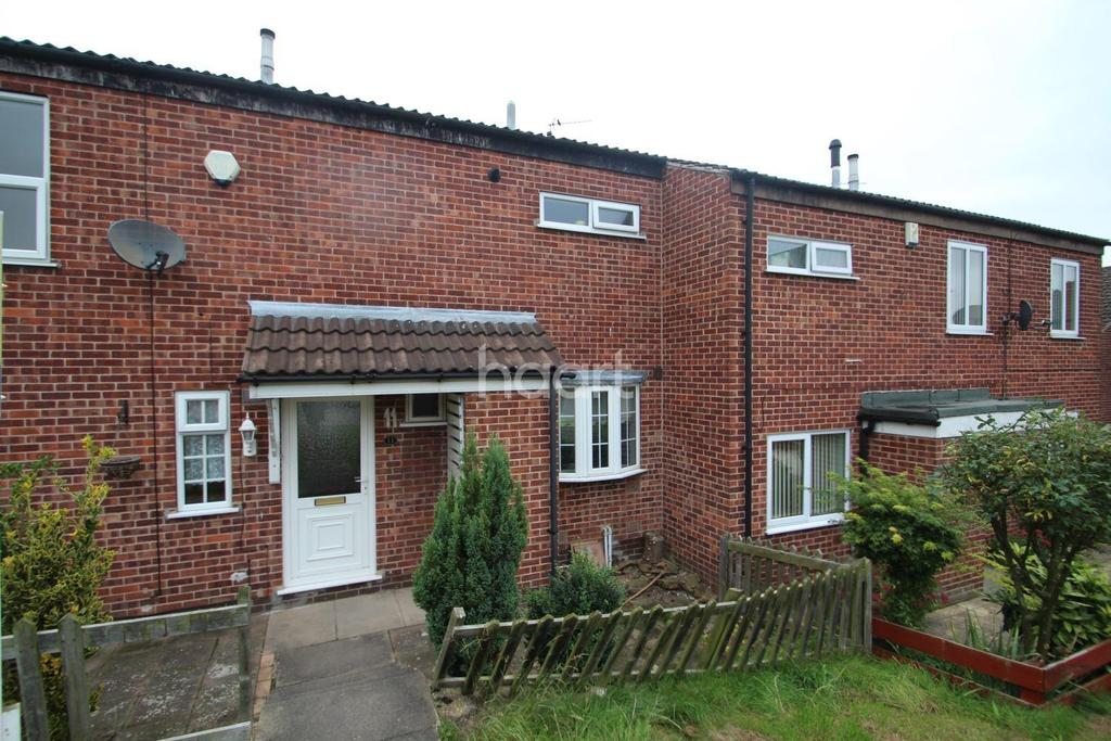 3 Bedrooms Terraced House for sale in Capenwray Gardens, Bestwood Park, Nottingham