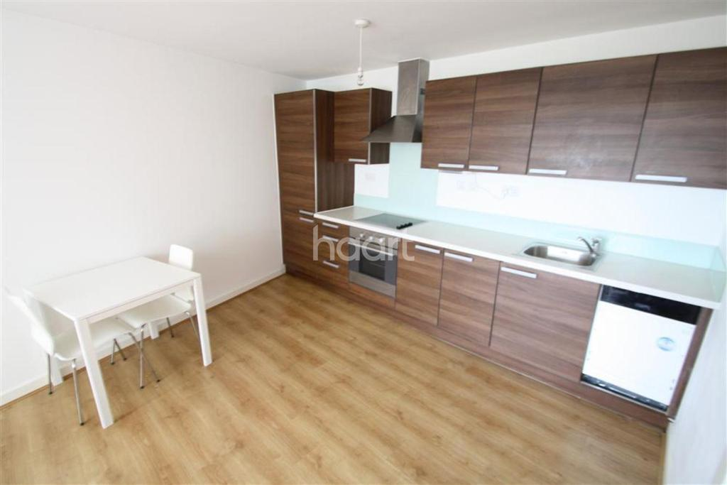 1 Bedroom Flat for sale in Close to the Station