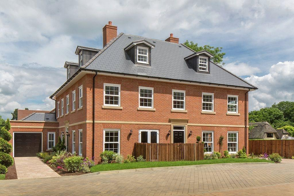 5 Bedrooms Semi Detached House for sale in The Pavilions, The Pavilions, Bluebell Close, Rickling Green, CB11