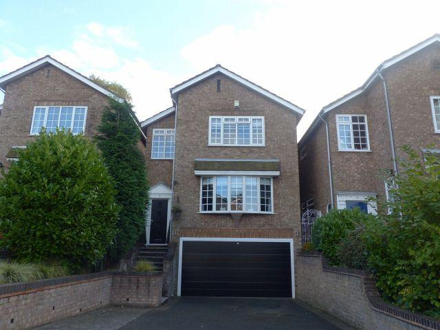 4 Bedrooms Detached House for sale in Ridgewood Drive,Four Oaks,Sutton Coldfield