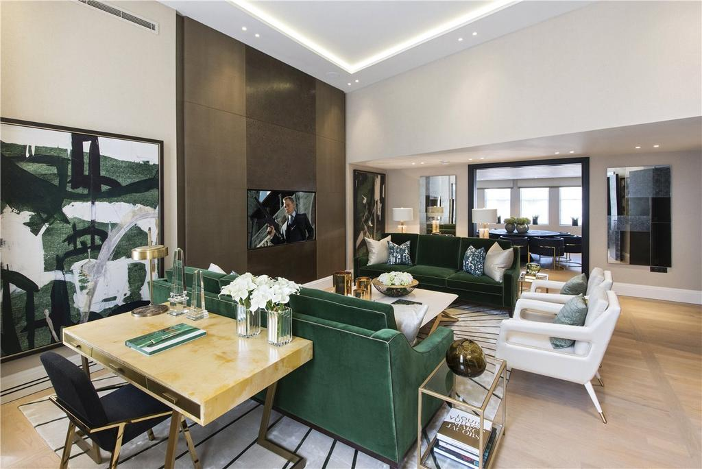 4 Bedrooms Flat for sale in The Wedgwood, Portland Place, The Park Crescent, Regent's Park, W1B