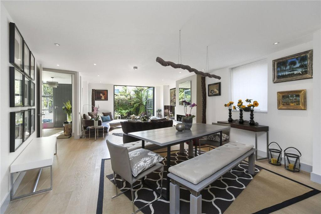 3 Bedrooms Detached House for sale in Opal Mews, Queen's Park, London, NW6