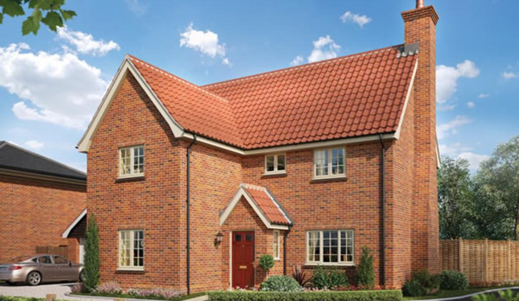 4 Bedrooms Detached House for sale in Leiston, Heritage Coast, Suffolk