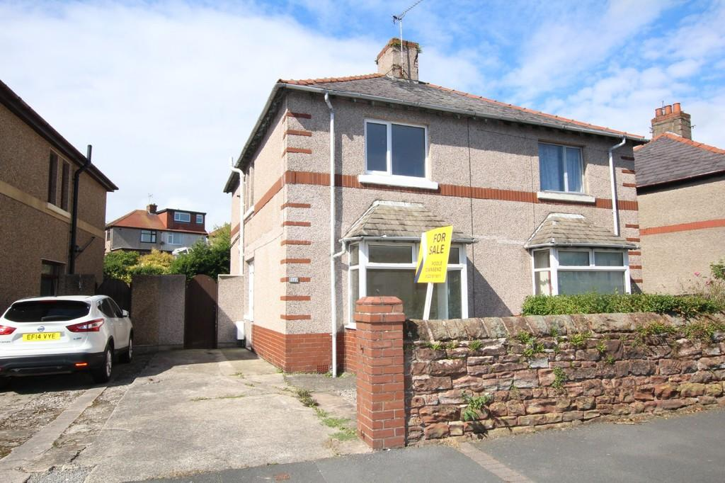 2 Bedrooms Semi Detached House for sale in Roose Road, Barrow-In-Furness