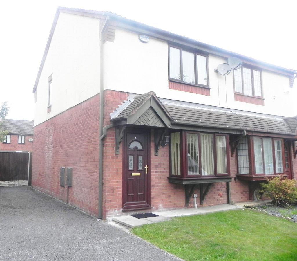 3 Bedrooms Semi Detached House for sale in April Rise, Netherton, L30