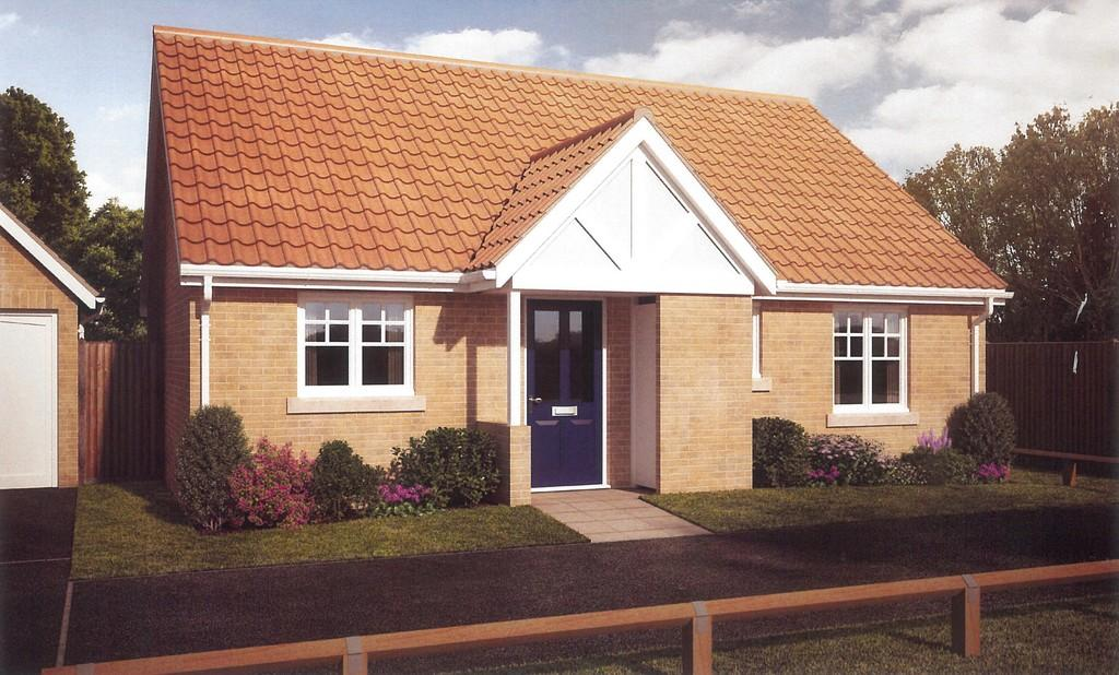2 Bedrooms Detached Bungalow for sale in Lindsells Close, Chatteris