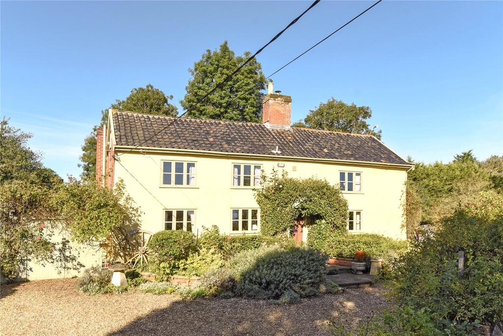 4 Bedrooms Detached House for sale in Low Road, Forncett St. Peter, Norwich