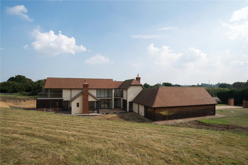 5 Bedrooms Detached House for sale in Munsgore Lane, Borden, Sittingbourne, Kent