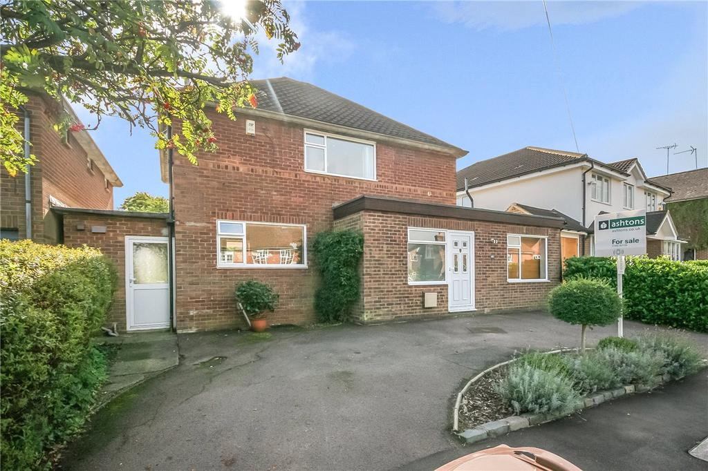 3 Bedrooms Detached House for sale in Granby Avenue, Harpenden, Hertfordshire