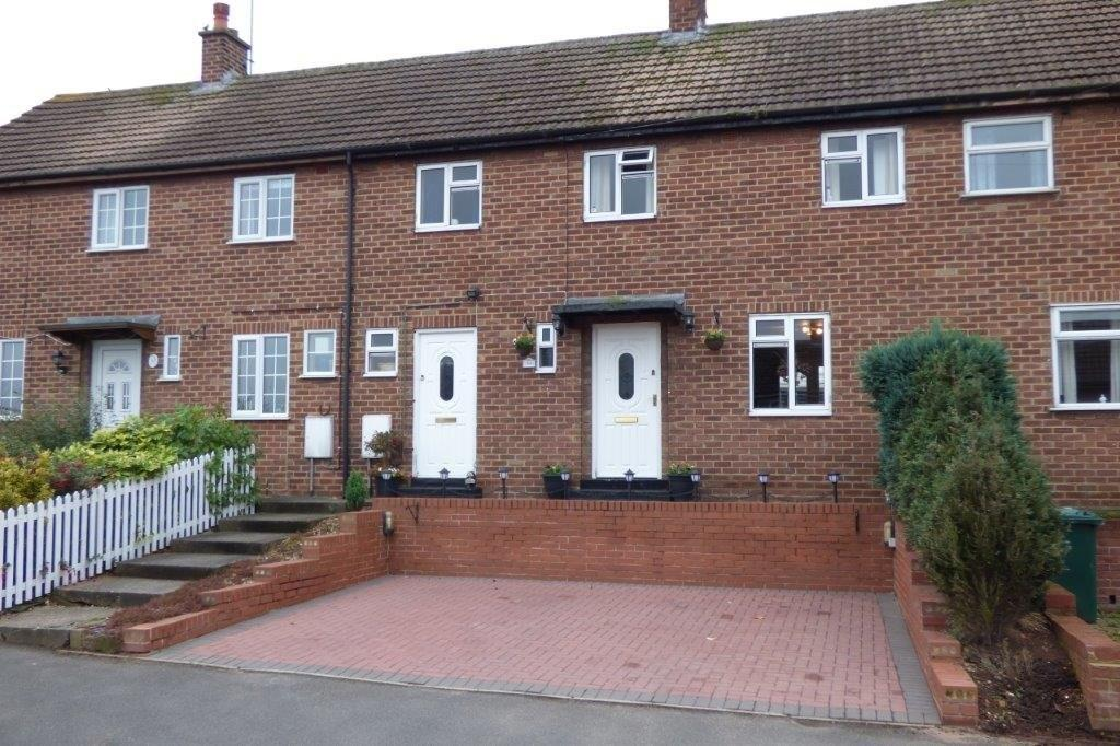 3 Bedrooms Terraced House for sale in Harbin Road, Walton on Trent