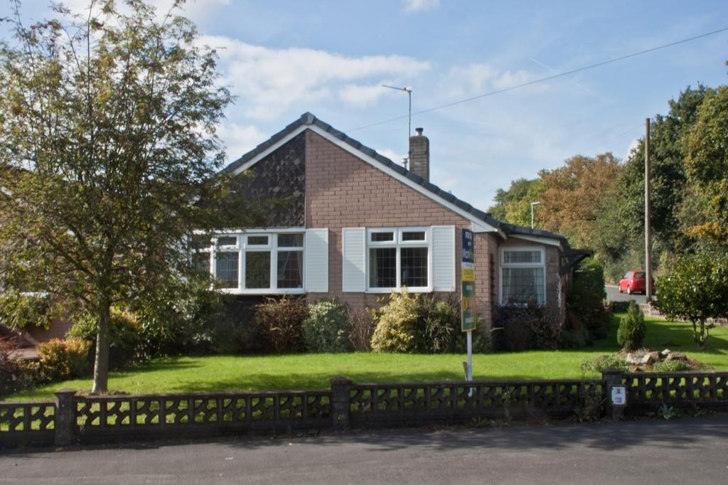 2 Bedrooms Detached Bungalow for sale in Rugeley Road, Burntwood