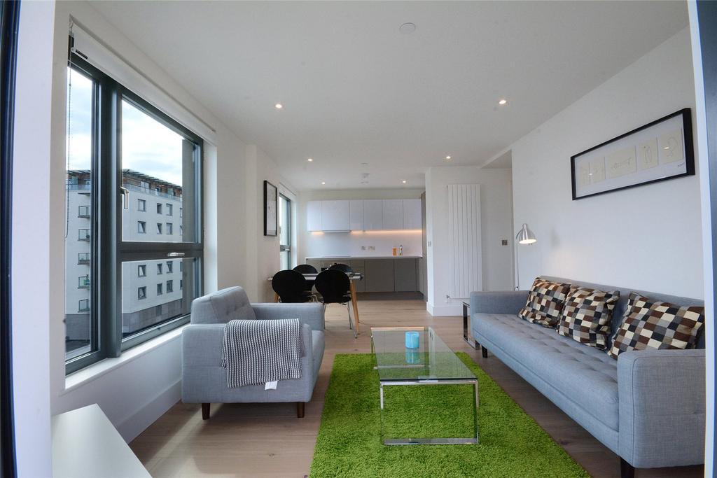 2 Bedrooms Flat for sale in Engineers Way, Wembley, London, HA9