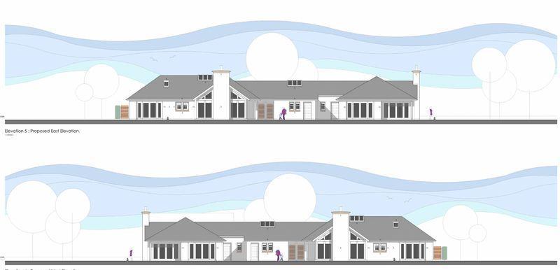 4 Bedrooms Detached Bungalow for sale in Plot 2 , Busbiehill Steading, Knockentiber by Kilmarnock