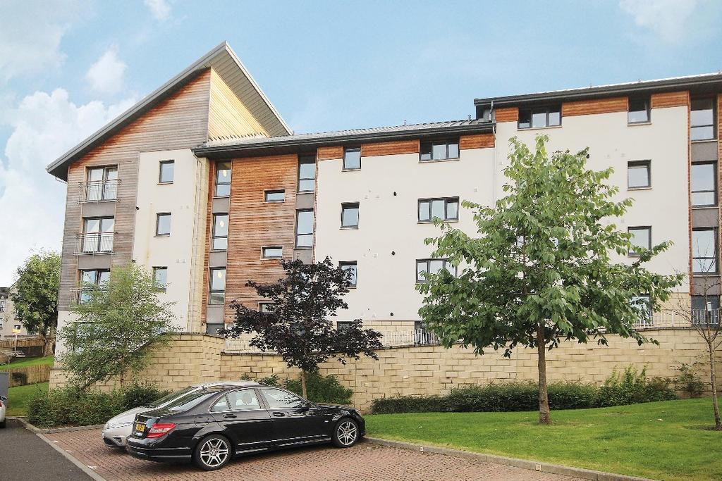 2 Bedrooms Flat for sale in Morris Court, Perth, Pertshire , PH1 2SZ