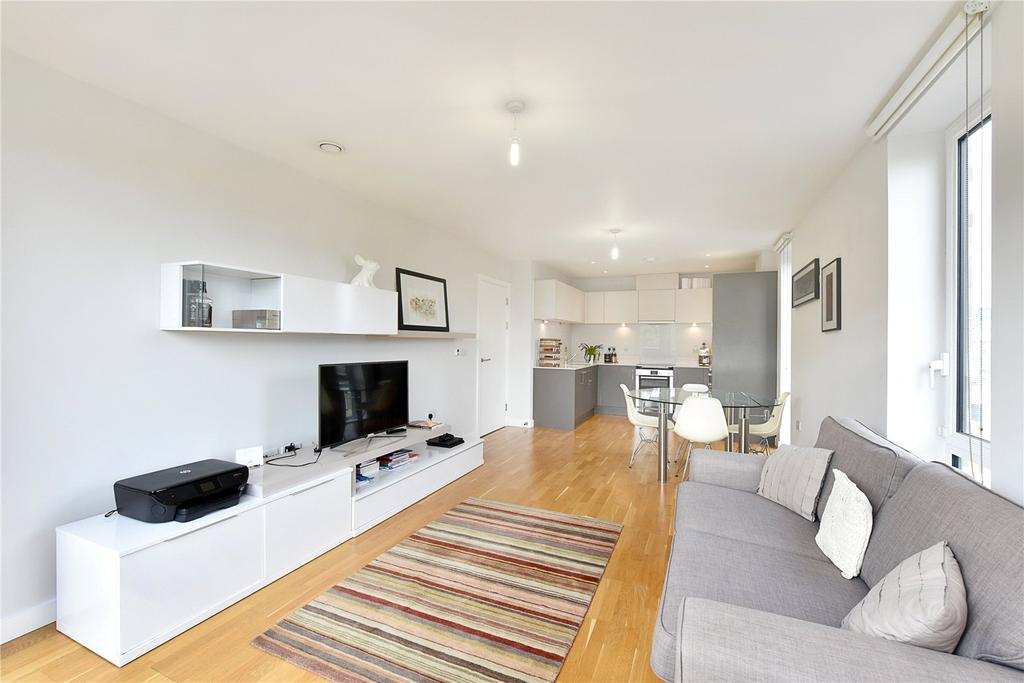 2 Bedrooms Flat for sale in Sketch Apartments, 42 White Horse Lane, London, E1