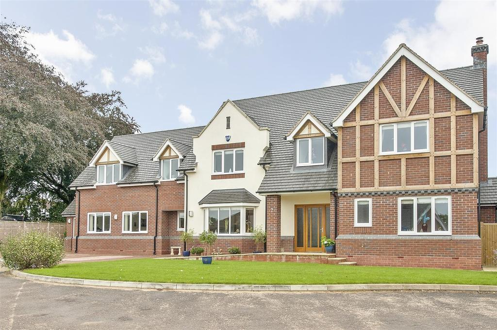 5 Bedrooms Detached House for sale in Silverdale Gardens, Rugby
