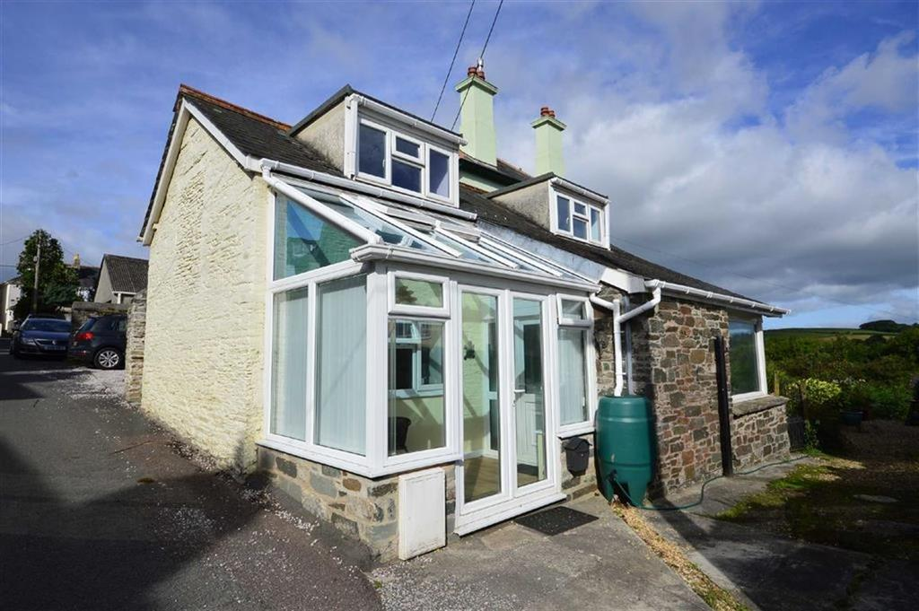 2 Bedrooms Detached House for sale in Frogmore Terrace, Kingsbridge, Devon, TQ7