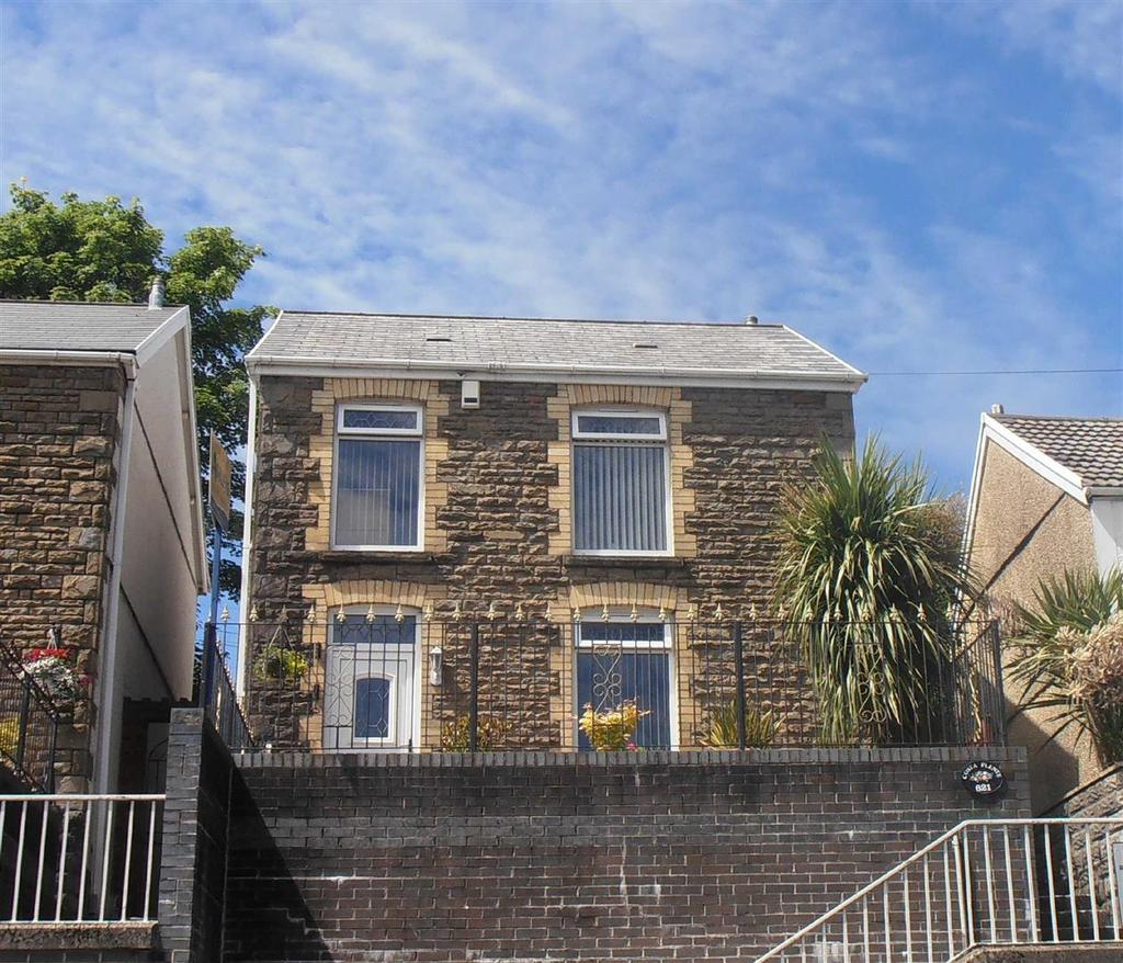 3 Bedrooms Detached House for sale in Clydach Road, Swansea