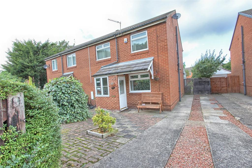 4 Bedrooms Semi Detached House for sale in Plantation Road, Kirkleatham