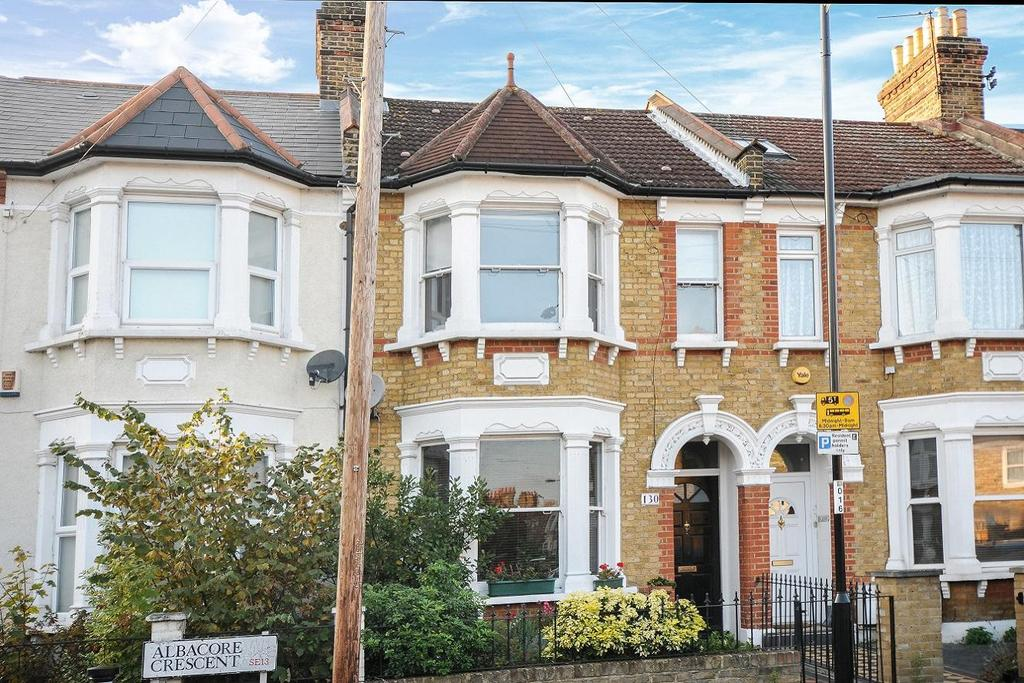 4 Bedrooms Terraced House for sale in Albacore Crescent, Lewisham, SE13