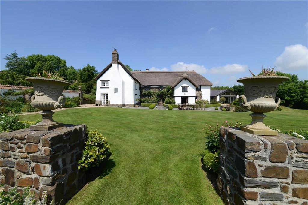 7 Bedrooms Detached House for sale in Kings Nympton, Umberleigh, Devon, EX37