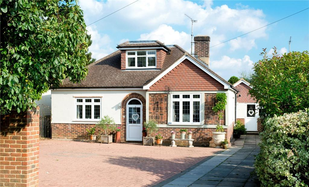 3 Bedrooms Detached House for sale in Park Hill Road, Otford, Sevenoaks, Kent, TN14