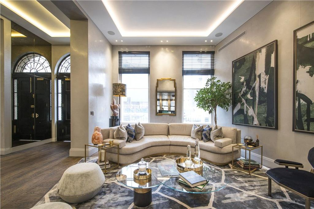 4 Bedrooms Flat for sale in The Wedgwood, The Park Crescent, 96 Portland Place, London, W1B