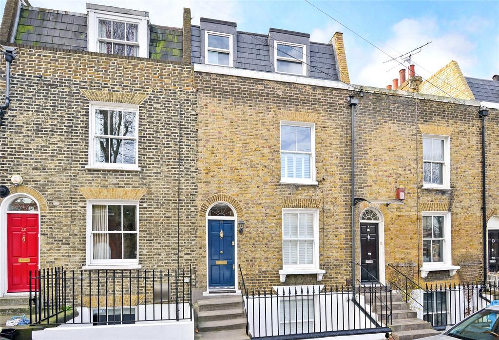 3 Bedrooms Terraced House for sale in Greenwich Park Street, Greenwich, London