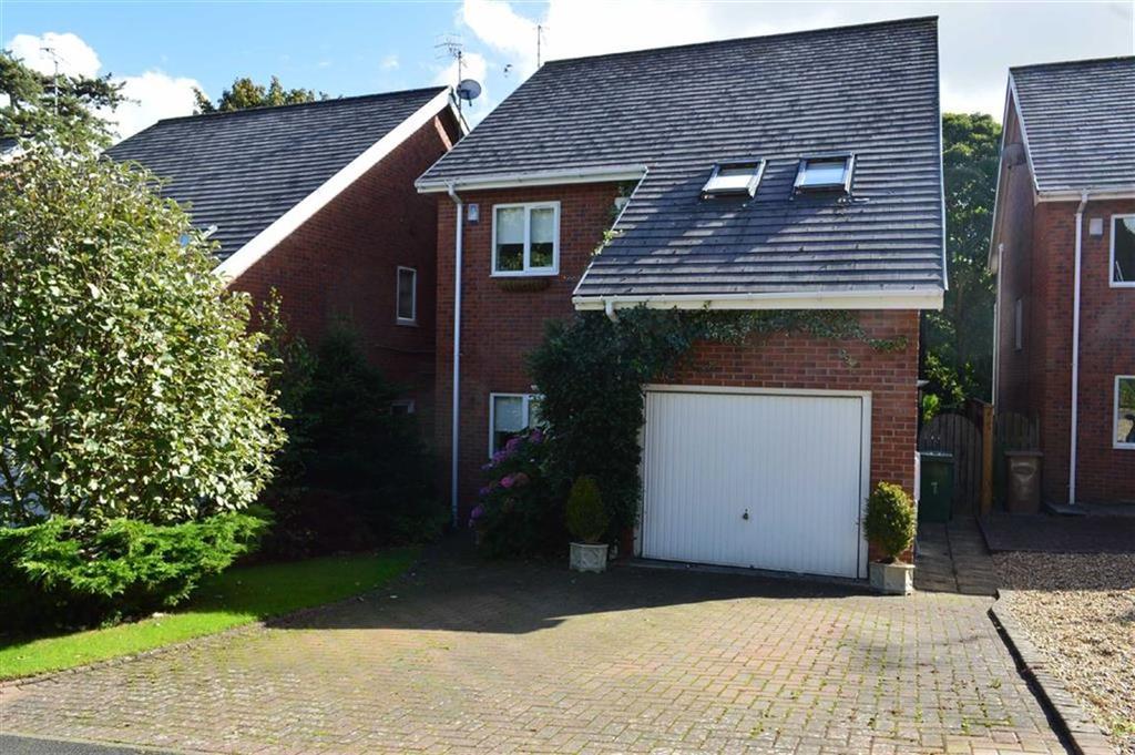 4 Bedrooms Detached House for sale in Pipistrelle Rise, Noctorum, CH43