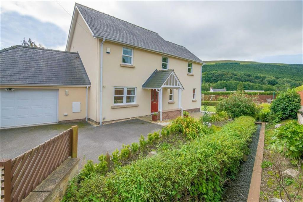 4 Bedrooms Detached House for sale in Bryn Sion Hill, Afonwen, Mold