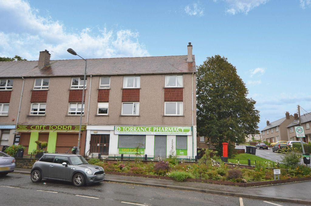 2 Bedrooms Flat for sale in 57 Main Street, Torrance, G64 4EX