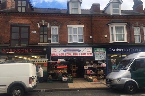 Retail property (high street) for sale - High Street, Erdington, Birmingham b23