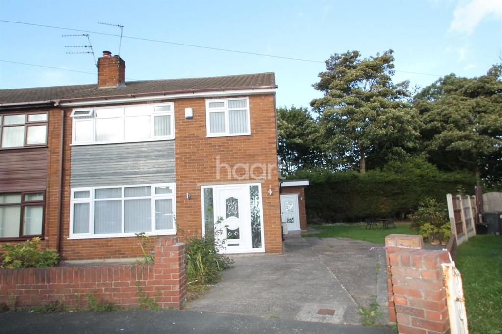 3 Bedrooms Semi Detached House for sale in St Marys Drive, Armthorpe