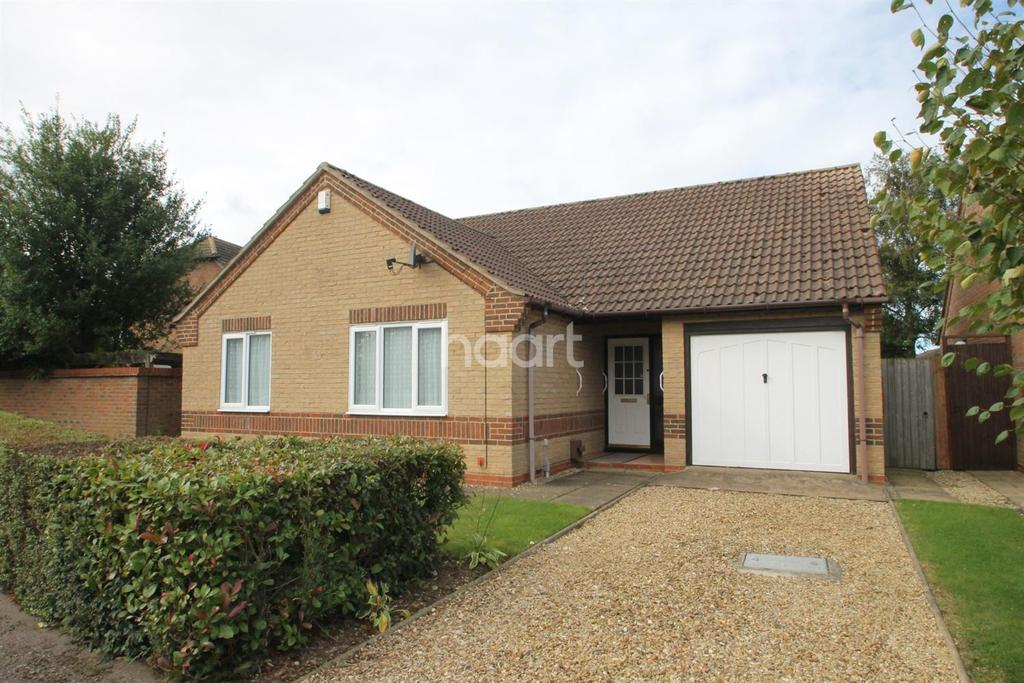 2 Bedrooms Bungalow for sale in Sleights Drive, Walsoken
